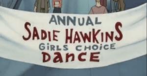 Sadie Hawkins Dance Photo