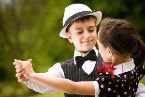 ballroom dancing lesson