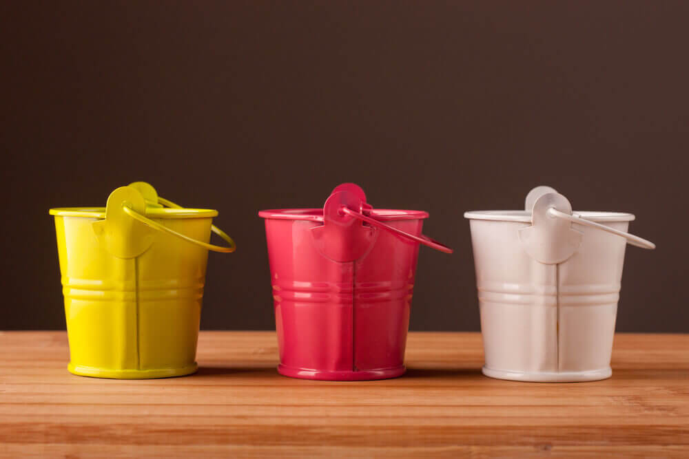 Buckets For Donations Fundraiser Insight