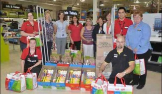 Back to School Fundraising with Target and Staples
