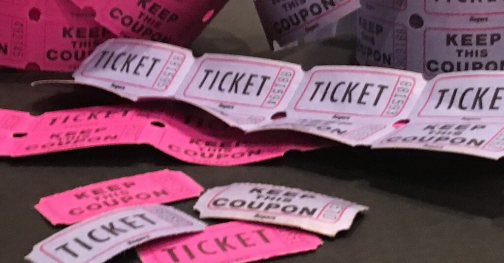 Raffle tickets cropped