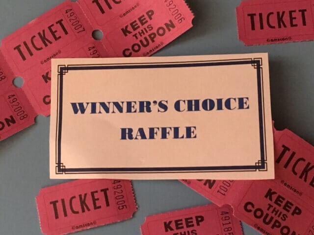 Winner's Choice Raffle Photo