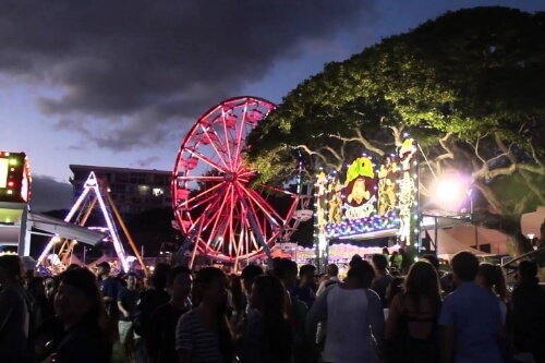 carnival night