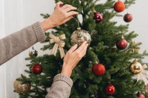 Christmas Tree Ornaments Fundraiser