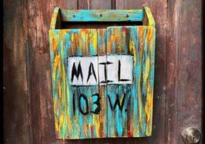 Mailbox Painting