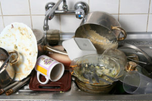 No Dirty Dishes For a Week