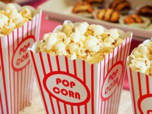 Popcorn Tasting
