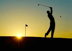 Scramble (best ball) Golf Tournament