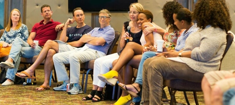 Bill Gates Charity Work and Causes