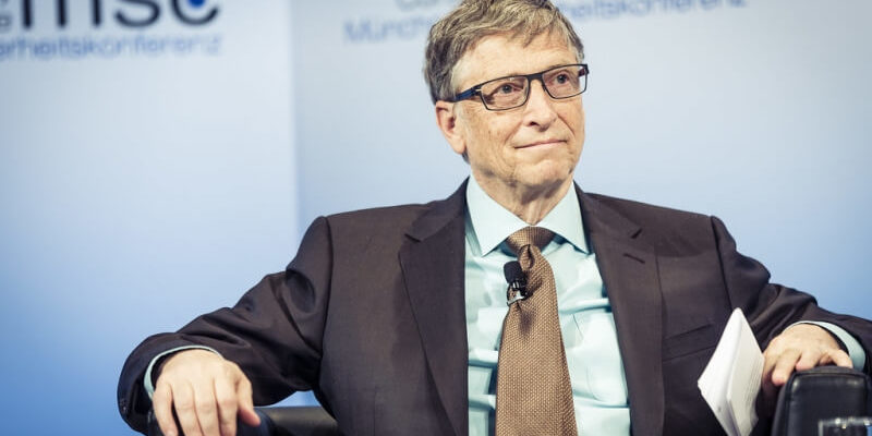 Bill Gates Donations Facts